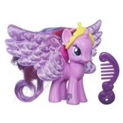 Jucarie My Little Pony Explore Equestria Shimmer Flutters Princess Twilight Sparkle