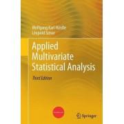 Applied Multivariate Statistical Analysis by Wolfgang Karl H