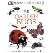 RHS Garden Bugs Ultimate Sticker Book by Ben Hoare