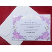 invitatii nunta cod 568