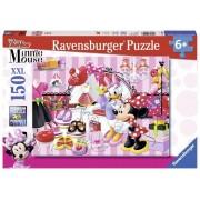 Mickey & Minnie: Minnie's Shopping Tour (150 PC XXL Puzzle)