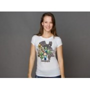 Tricou dame - Minecraft - Party
