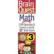 Brain Quest Grade 3 Math by Janet A Meyer