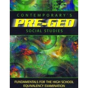 Pre-GED Satellite Book: Social Studies by McGraw-Hill