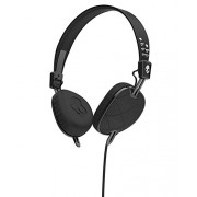 Skullcandy S5AVGM-400 Knockout Black Headphone with Mic (Black)