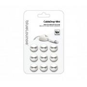 Bluelounge CableDrop Mini 9-pack wit