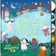 Singalong Nursery Rhymes and CD by Chiara Bordini