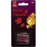 4 Capsule cu sange fals