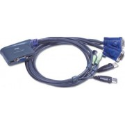 Switch KVM Aten CS62U 2 porturi USB