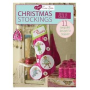 I Love Cross Stitch - Christmas Stockings Big & Small by Various
