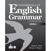 Fundamentals of English Grammar, Volume B by Betty Schrampfer Azar