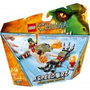 LEGO Chima Vlammende Klauwen - 70150