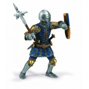 Schleich Lion Coat of Arms Foot-Soldier with War Hammer