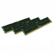 Kingston KVR18R13S4K3/24 Memoria RAM da 24 GB, 1866 MHz, DDR3, ECC Reg CL13 DIMM Kit (3x8 GB), 240-pin