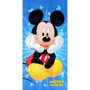 Mickey strand törölköző