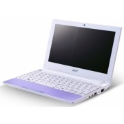 """ACER Aspire AOHAPPY2DQuu (purple) Intel Atom N450/10.1""""/WebCam/Win 7 Starter + Android Netbook"""