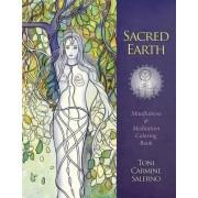 Sacred Earth Mindfulness & Meditation Coloring Book
