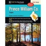 Universal Map Prince William County Atlas 12577
