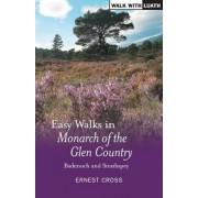 Easy Walks in Monarch of the Glen Country by Ernest Cross