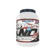 Whey NO2 Vit C & E - 900g Morango - Body Nutry
