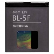 Nokia Batteria Litio Originale Bl-5f Bulk Per 6210 6290 E62 E65 N93i N95 N96