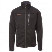 Mammut Ultimate Jacket Herren Gr. XL - schwarz / black/black - Softshelljacken