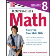 McGraw-Hill's Math Grade 8 by McGraw-Hill Education