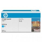 HP INC. - TONER CIANO 645A PER COLORLASERJET 5500 5550 - C9731A