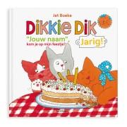 Dikkie Dik is jarig (Hardcover)