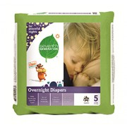 CHLORINE FREE OVERNIGHT DIAPERS (Stage 5) 20 Diapers