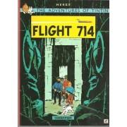 The Adventures Of Tintin - Flight 714