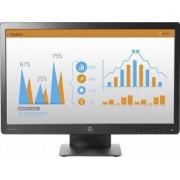 Monitor LED 23 HP ProDisplay P232 Full HD 5ms Negru