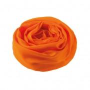 Zijden doek, oranje