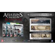 Assassins Creed 4 Black Flag D1 Edition WII U