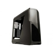 NZXT Phantom 630 - Tower Case completo con finestra laterale per PC, Nero opaco