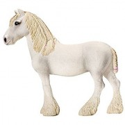Schleich Shire Mare Toy Figure