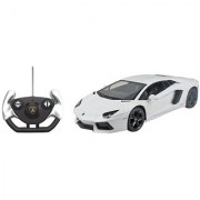 Kid Galaxy Lamborghini Aventador LP700 R/C Car 1:14 Scale White