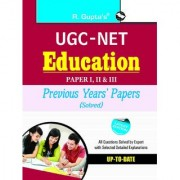 Cbse Ugc-Net Education Previous Papers (Paper I Ii Iii) (Solved)