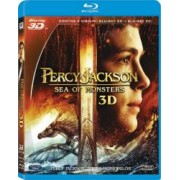Percy Jackson sea monsters Bluray 2D+3D 2013