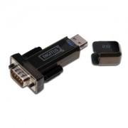 USB - RS232 adapter Digitus DA-70156
