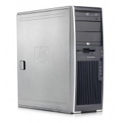 Hp xw4600 Workstation, Core 2 Duo E7200, 2.5Ghz, 4Gb RAM, 250Gb SATA, DVD-ROM, Nvidia Quadro FX 3450
