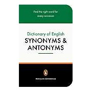 Dictionary of English Synonyms & Antonyms