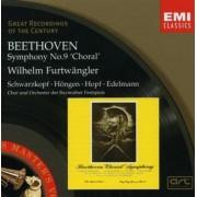 Wilhelm Furtwangler - Beethoven: Symphony No. 9 (0724356690127) (1 CD)