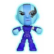 Nebula Glow-in-Dark: ~2.6 Funko Mystery Minis x Guardians of the Galaxy Vinyl Mini-Bobble Head Figure Series