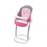 Zapf Creation 822272 Baby Born - Chaise Haute Pour Poupée