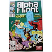ALPHA FLIGHT 90 - Building Blocks part four: Strength