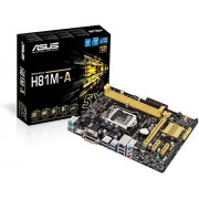 Asus H81M-A Carte mère Intel Micro ATX Socket 1150