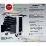 BANCO CARRELLO - ART. 940 - COD. 81410111 + OPTIONAL (vedi foto)