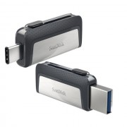 USB DRIVE, 16GB, SanDisk Ultra Dual, USB Type-C (DDDC2-016G-G46)