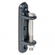 2x Corner Insulator with Metal Bolt STAINLESS STEEL